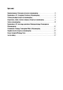 Zasady stosowania Pulmozyme w leczeniu mukowiscydozy