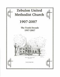 Zebulon United Methodist Church