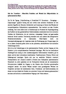 Zeit der Transition Minoritäre Praktiken und Wandel der Bildproduktion im spätosmanischen Staat