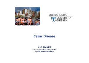 Zentrum für Kinderheilkunde und Jugendmedizin, Giessen K.-P. ZIMMER