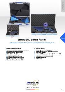 Zestaw EMC Bundle Aaronii