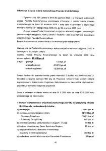 Zgodnie z art. 180 ustawy z dnia 30 czerwca 2005 r. o finansach publicznych