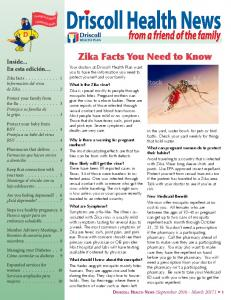 Zika Facts You Need to Know