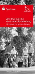 Zins-Plus-Anleihe des Landes Brandenburg