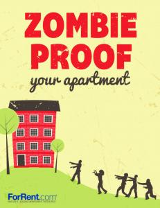 ZOMBIE PROOF your apartment