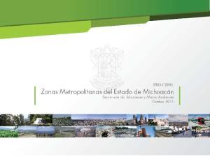 Zona Metropolitana de Morelia