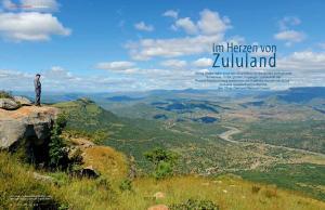Zululand. Im Herzen von