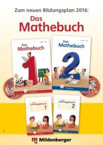 Zum neuen Bildungsplan 2016: Das. Mathebuch