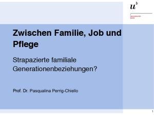 Zwischen Familie, Job und Pflege