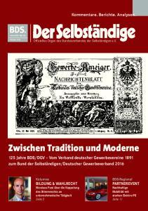 Zwischen Tradition und Moderne